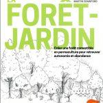 Couverture livre La Forêt Jardin de Martin Crawford