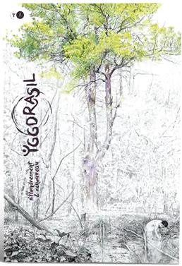Couverture Revues trimestrielles «Yggdrasil», n° 1, 2, 3