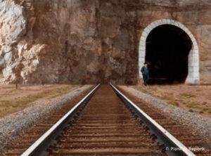 Voie chemin de fer - Plonk-et-replonk