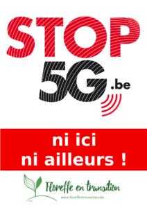 panneau stop 5G ici