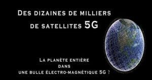 La 5G - bulle électro-magnétique
