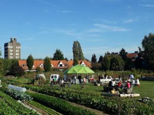 La Ferme du Chant des Cailles à Watermael-Boitsforf